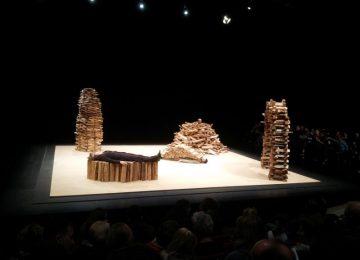 Des élèves de 2de TMA se rendent au spectacle «La cosa» de Claudio Stellato