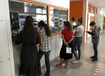 Le CDI St Jo programme ses expositions 2021-22