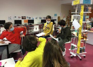 CDI : 32ème semaine de la Presse à l'école