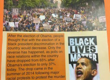 Les 3B affichent la Ségrégation raciale aux Etats-Unis