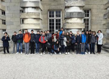 Expo FROID Pour les 4B à la Saline Royale d'Arc et Senans le 5 mars 2019