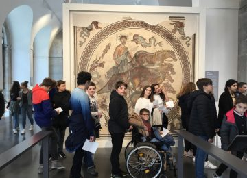 Les 5E et les 6A découvrent le Musée des Beaux Arts