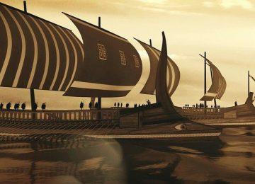 Ressource 6ème : Les grands mythes sur Arte saison 1 les Dieux et saison 2 L'Iliade