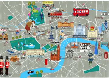 Anglais : voyage virtuel à Londres avec ce jeu de piste