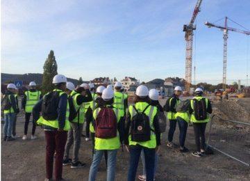 TSTI2D archi. et TS si. à la découverte d'un grand chantier de réhabilitation urbaine