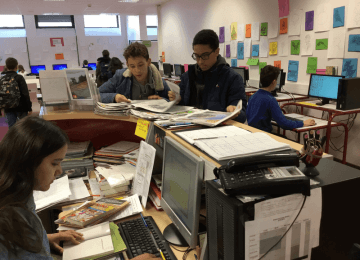 Semaine de la Presse à l'école : décodons les fake news