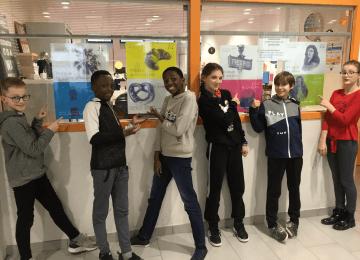 2019/20 : Le carnet de bord du CDI St Jo
