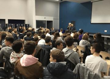 Cérémonie de remise des diplômes du Brevet 2019