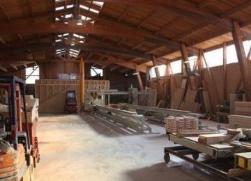 Visite de l'entreprise Ossature bois VERDOT