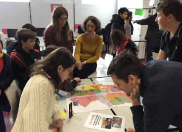 Anniversaire de l'amitié franco-allemande : exposition et animation au CDI