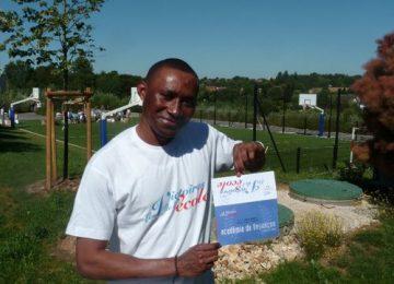 Cédric Baya, élève de Tle CAP PROElec récompensé aux Victoires de l'école
