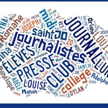 Club Journal : en préparation St Jo News 6