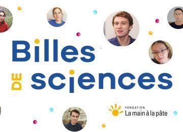 Billes de sciences : des vidéos pour apprendre