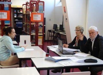 Préparation à l'entretien d'embauche en Tles Bac Pro (partenariat avec APROJE)