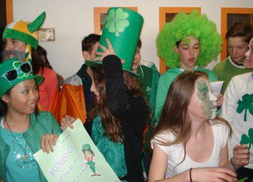 Anglais : des ressources pour fêter la St Patrick