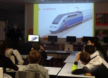 Sécurité ferroviaire : sensibilisation aux dangers liés aux déplacements en train