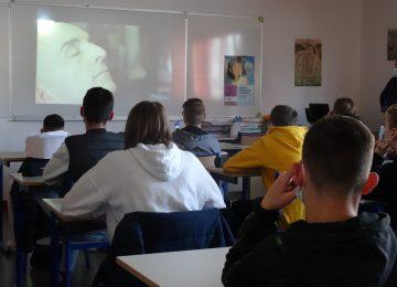 Lycéens et apprentis au cinéma 2020-2021 : || intervention «Cadre et cadrage au cinéma»