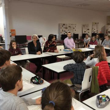 Jeudi 15 novembre : formation des délégués de classes