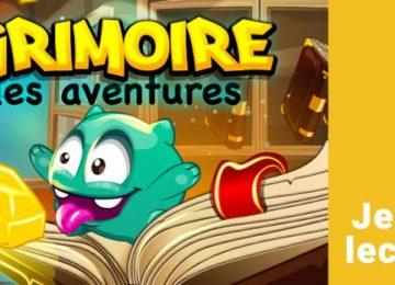 Grimoire : un jeu québécois pour la lecture en 6ème