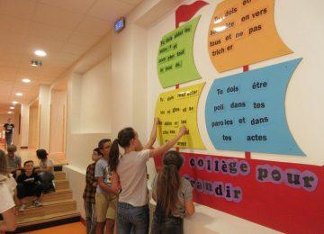 Bien vivre ensemble : Non au harcèlement à l'école !