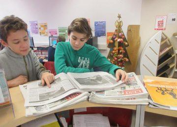 2019 : bientôt la 30ème semaine de la Presse à l'école !