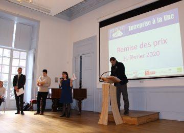 Concours «Entreprise à la Une» : Victoire à Saint-Joseph !