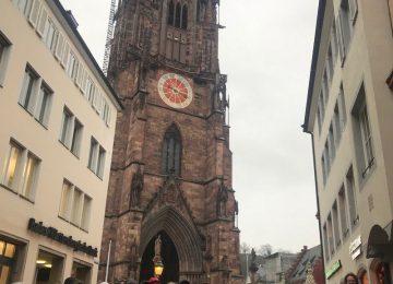 Voyage à Fribourg pour les 6èmes 5èmes et 4èmes Germanistes