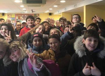 les 6C en Parcours des Talents «Solidaires au collège»