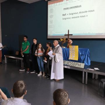Célébration de la Saint Joseph