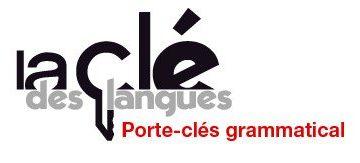 Anglais : un porte-clés grammatical