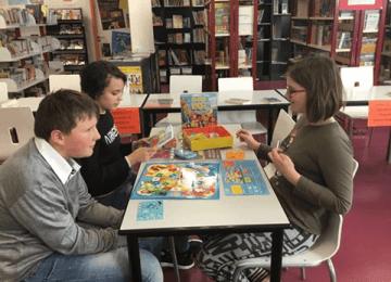 La ludothèque au CDI : des jeux éducatifs à emprunter