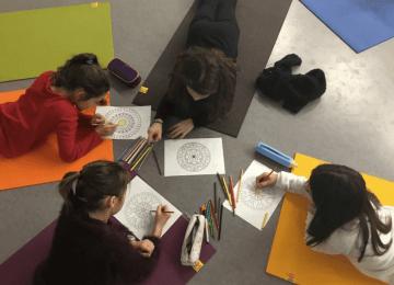 L'Atelier Yog'Ados à St Jo