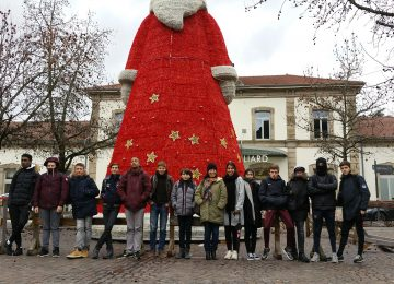 Escapade au marché de Noël à Montbéliard