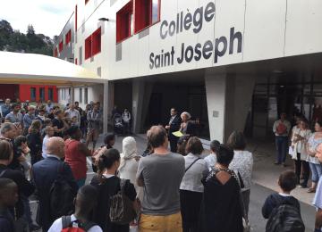 INSCRIPTIONS 2020-2021 au collège St Joseph