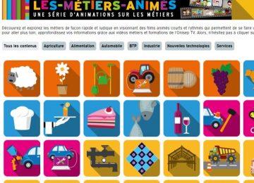BDI : 57 dessins animés pour découvrir les métiers