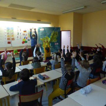 Mobiklass : Découverte de la langue allemande pour la classe de CM1