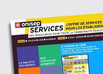 ONISEP : accès gratuit au KIOSQUE pour votre orientation