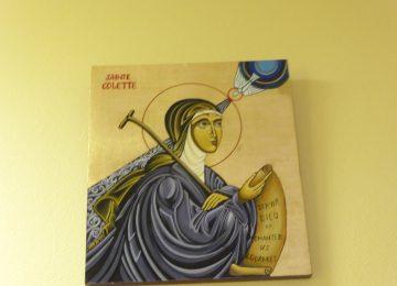 Travail de recherche sur Sainte Colette