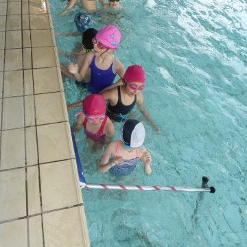 Cycle piscine pour la classe de CP et CM1/CM2