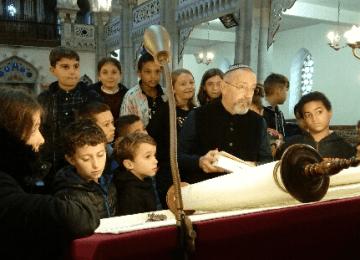 Pastorale 6ème : visite des lieux de culte