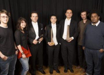 Des trophées pour le Festival de Musique de Besançon