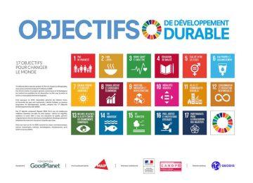 E3D : Le CDI ST Jo expose Good Planet et les 17 objectifs du DD