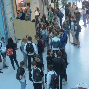 Rentrée 2019-2020 au Lycée
