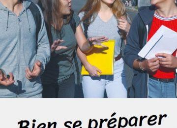 Fascicule d'information aux familles « Bien se préparer pour réussir au lycée »