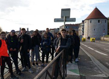 Les élèves de 3e Prépa pro visitent des églises, une synagogue…