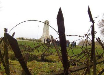 Verdun, l'Argonne, voyage sur les terres de mémoire 1914-1918
