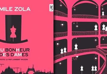 La BNF propose de lire en ligne «Au Bonheur des dames» de Zola